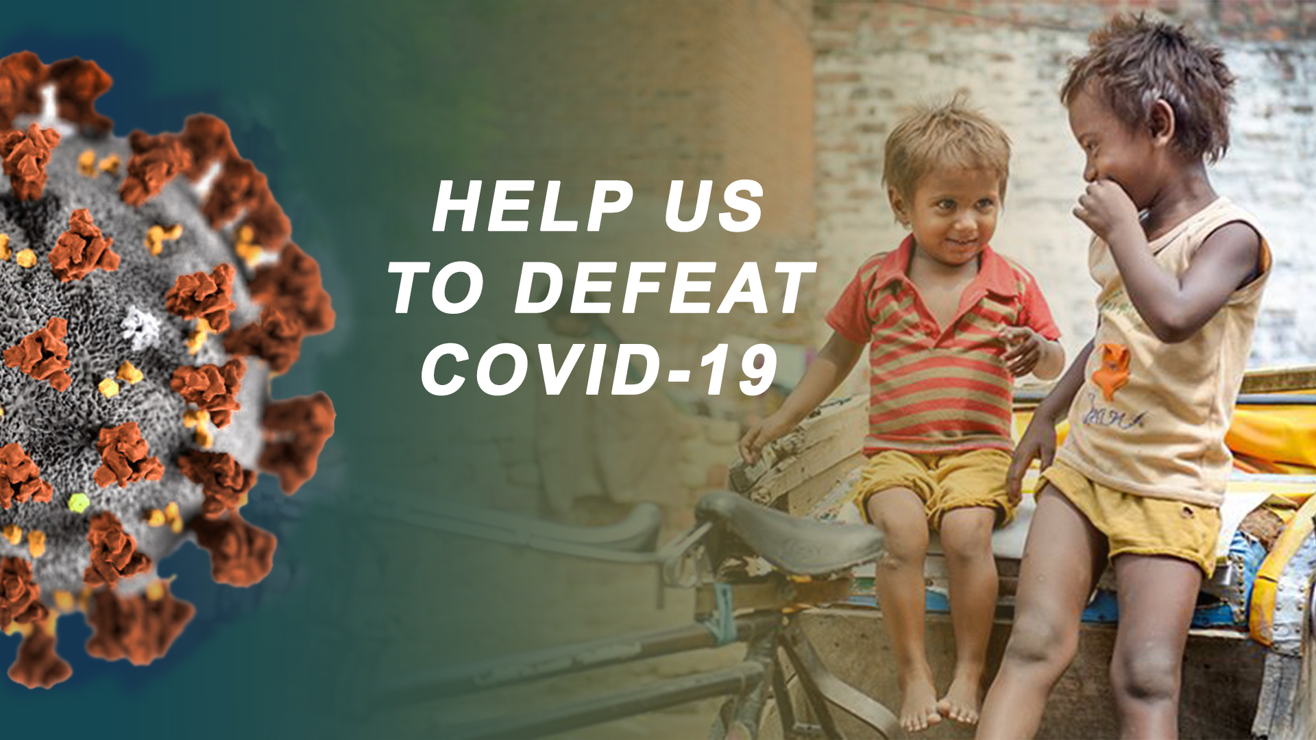 Support to combat pandemic Covid-19