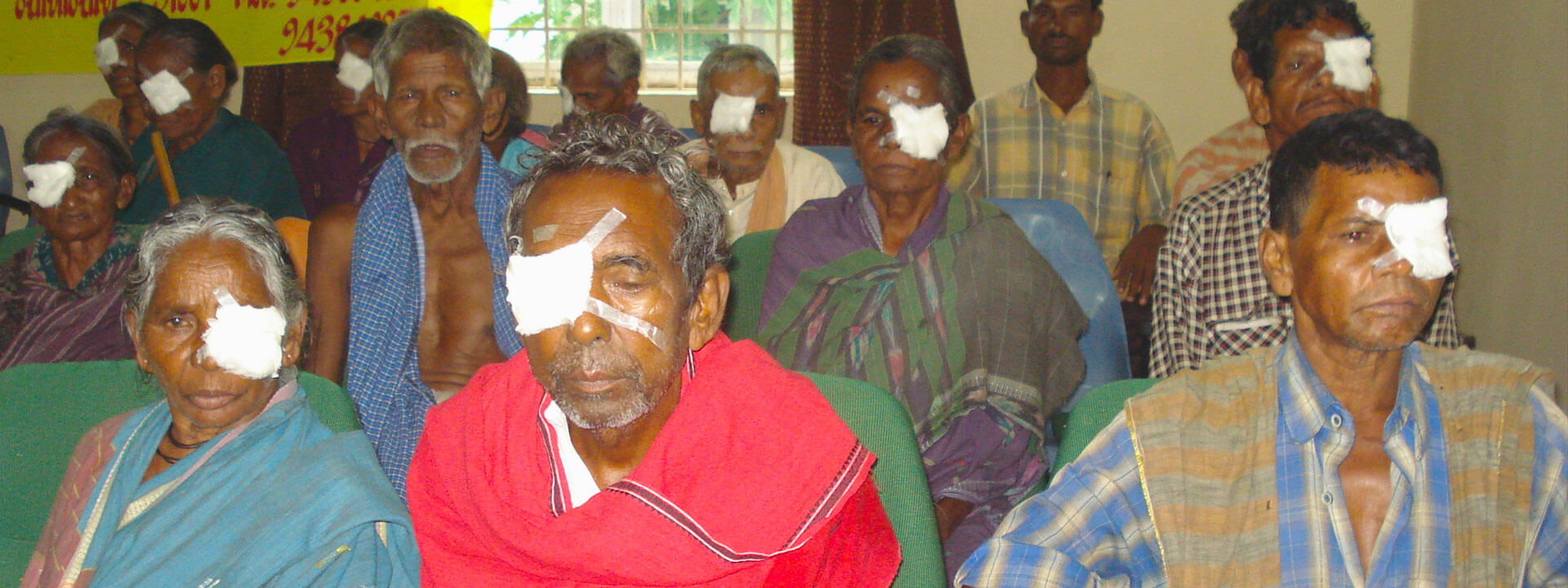 Free Eye Surgeries & Health Camps